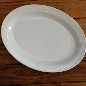 Vintage CorningWare serving platter